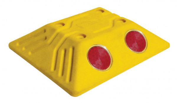 Markierungsnagel rechteckig gelb