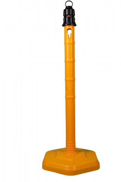 Kettenpfosten MultiMAX gelb