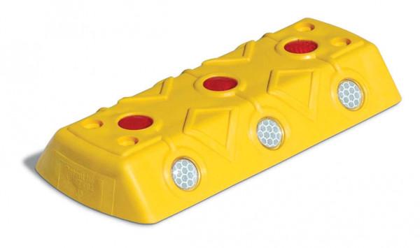 Markierungsnagel rechteckig lang gelb
