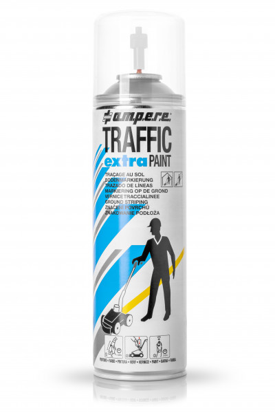 1 Dose Markierungsspray Traffic Extra Paint ®